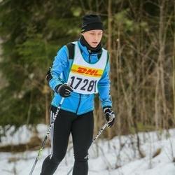 Skiing 30 km - Moa Dansk (17281)