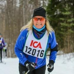 Skiing 30 km - Camilla Blomstersjö-Swedin (12016)