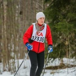 Skiing 30 km - Maja Höjer (17335)