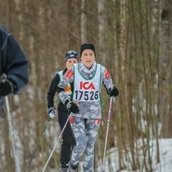 Skiing 30 km - Linnea Pousette Dalén (17526)
