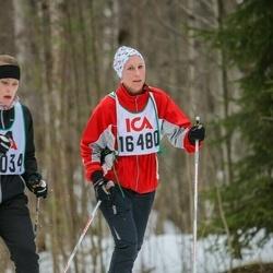 Skiing 30 km - Cecilia Lund (16480)