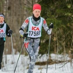 Skiing 30 km - Caroline Oppenheim (17567)