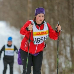 Skiing 30 km - Carolina Strömberg (16515)
