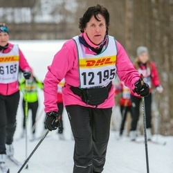 Skiing 30 km - Eva Lindman (12195)