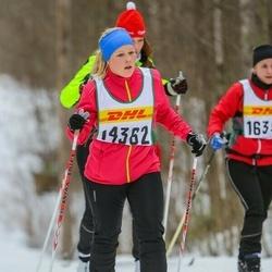 Skiing 30 km - Jennie Kytömäki (14362)