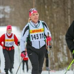 Skiing 30 km - Anki Andréason (14311)