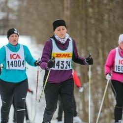 Skiing 30 km - Sandra Volter (14324)