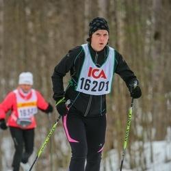 Skiing 30 km - Madelaine Pirhonen (16201)