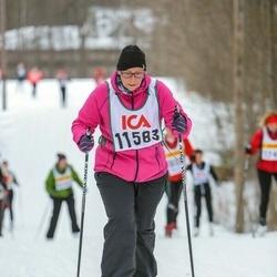 Skiing 30 km - Jenny Adolfsson (11583)