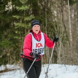 Skiing 30 km - Cecilia Lallerman (16068)