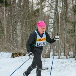Skiing 30 km - Christina Eriksson (16309)