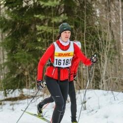 Skiing 30 km - Frida Blomgren (16185)