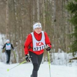 Skiing 30 km - Christina Ziprus (17111)