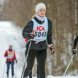 Skiing 30 km - Susanne Stengrundet (6046)