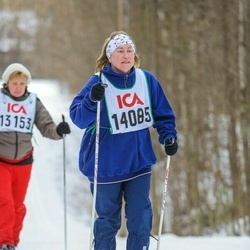 Skiing 30 km - Anna Andersson (14085)