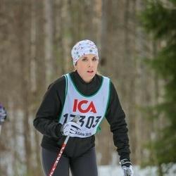 Skiing 30 km - Josefin Berglund (17303)