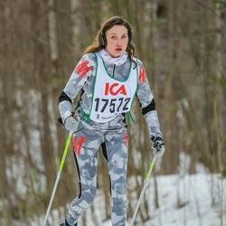 Skiing 30 km - Malin Ingnäs (17572)