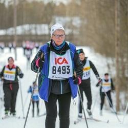 Skiing 30 km - Barbro Andersson (8493)