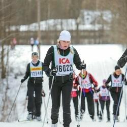 Skiing 30 km - Ellinor Skagerlund (16022)