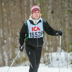 Skiing 30 km - Ramona Lindberg (15529)