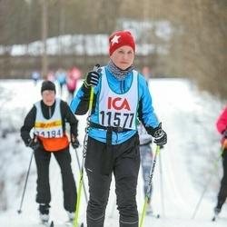 Skiing 30 km - Annelie Mårtensson (11577)
