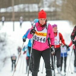 Skiing 30 km - Ann Marie Wetterling (16544)