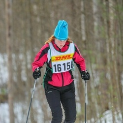 Skiing 30 km - Annika Blomberg (16158)