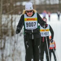Skiing 30 km - Elle-Marie Stäck (9007)