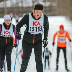 Skiing 30 km - Pernilla Lantz (13163)
