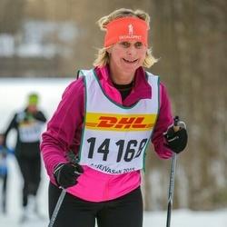 Skiing 30 km - Christina Wahlberg (14168)