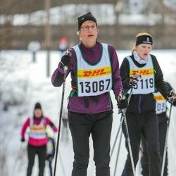 Skiing 30 km - Jannica Pettersson (13067)