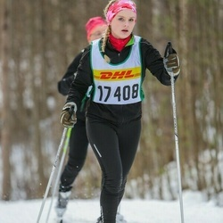 Skiing 30 km - Agnes Ung (17408)