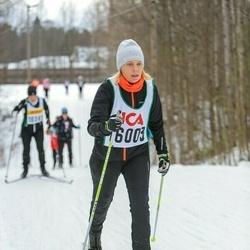 Skiing 30 km - Denise Hertz (16003)
