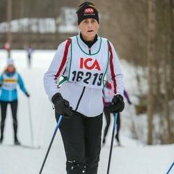 Skiing 30 km - Christina Eriksson (16219)