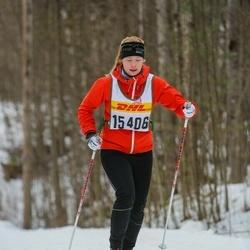 Skiing 30 km - Emelie Åbom (15406)