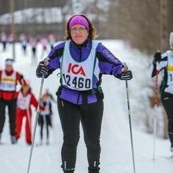 Skiing 30 km - Jane Agerskov (12460)
