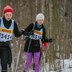 Skiing 30 km - Emelie Lind (16518)