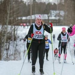 Skiing 30 km - Elin Skeppstedt (17359)