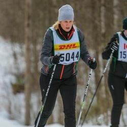 Skiing 30 km - Emelie Winor (15044)