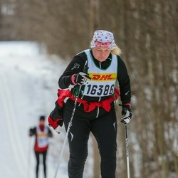 Skiing 30 km - Catharina Nordlander (16386)
