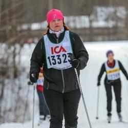 Skiing 30 km - Jenny Stenberg (13323)