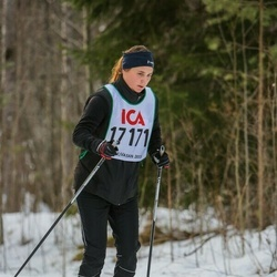 Skiing 30 km - Elin Rolandson (17171)