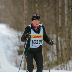 Skiing 30 km - Hildur Lönnqvist Ödén (16300)