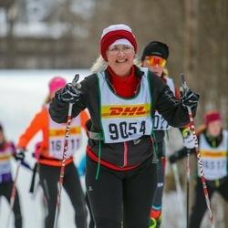 Skiing 30 km - Eva Dahlberg (9054)