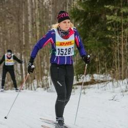 Skiing 30 km - Amanda Borglund (15287)