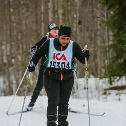 Skiing 30 km - Caroline Björk (15304)