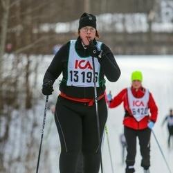 Skiing 30 km - Christin Fogelberg (13196)