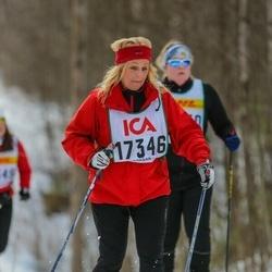 Skiing 30 km - Elisabeth Elfstrand Pärnils (17346)