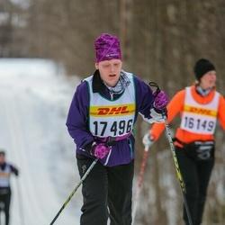 Skiing 30 km - Camilla Haraldsen (17496)