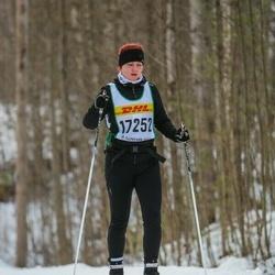 Skiing 30 km - Bodil Pedersen (17252)